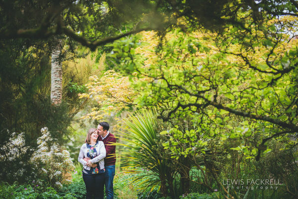 pre wedding photo shoot wedding dyffryn gardens cardiff