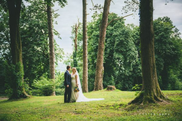 Wedding at Coed-y-Mwstwr, captured by south wales wedding photographer Lewis Fackrell photography