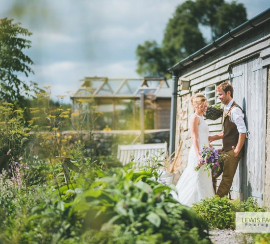 Humble By Nature Farm wedding Monmouth