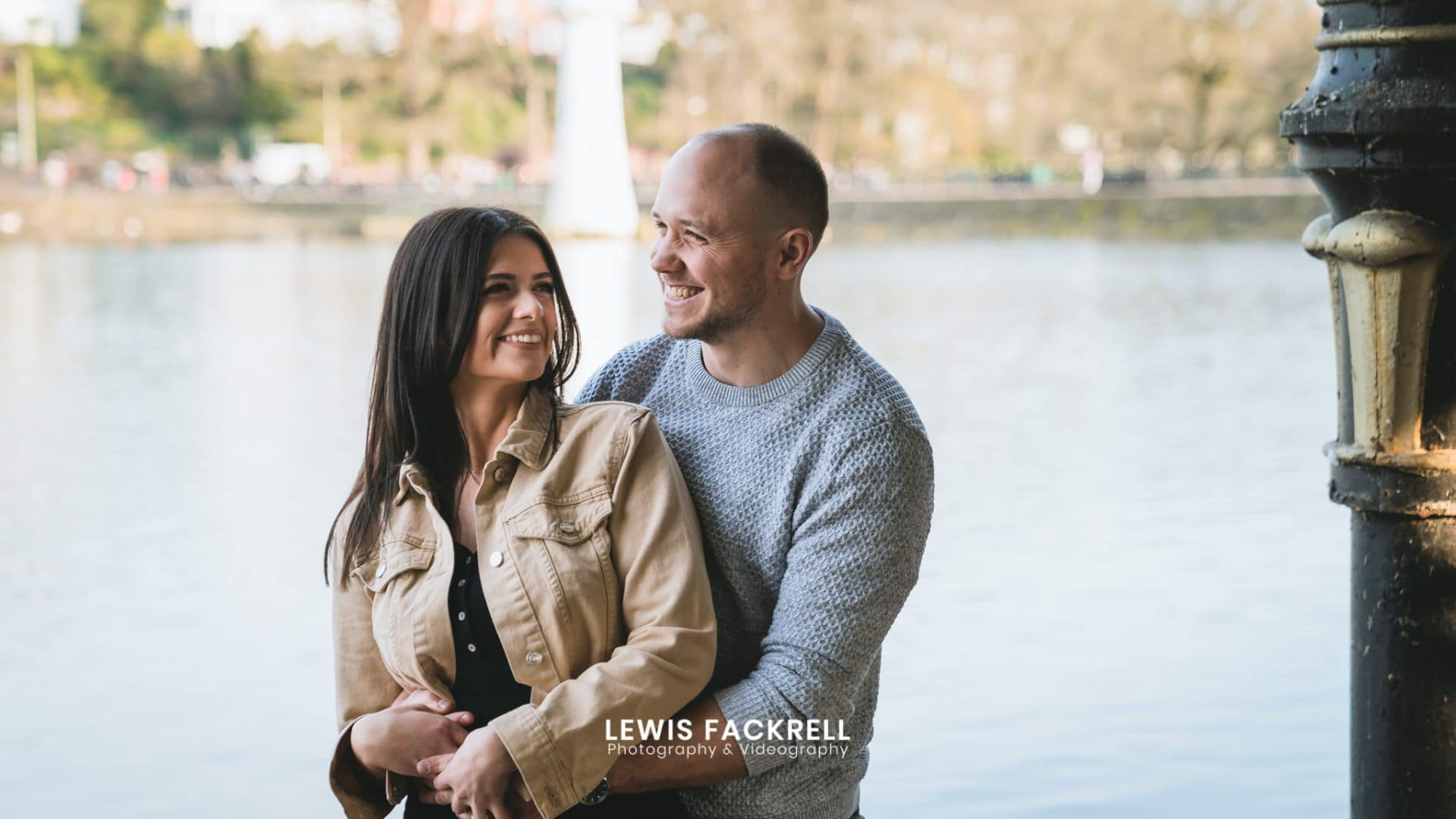 roath park pre-wedding photography