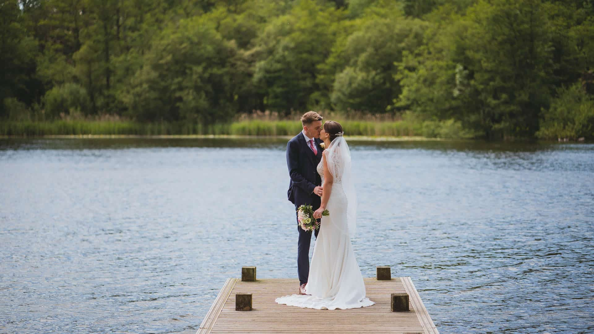 Wedding photography at Hensol castle